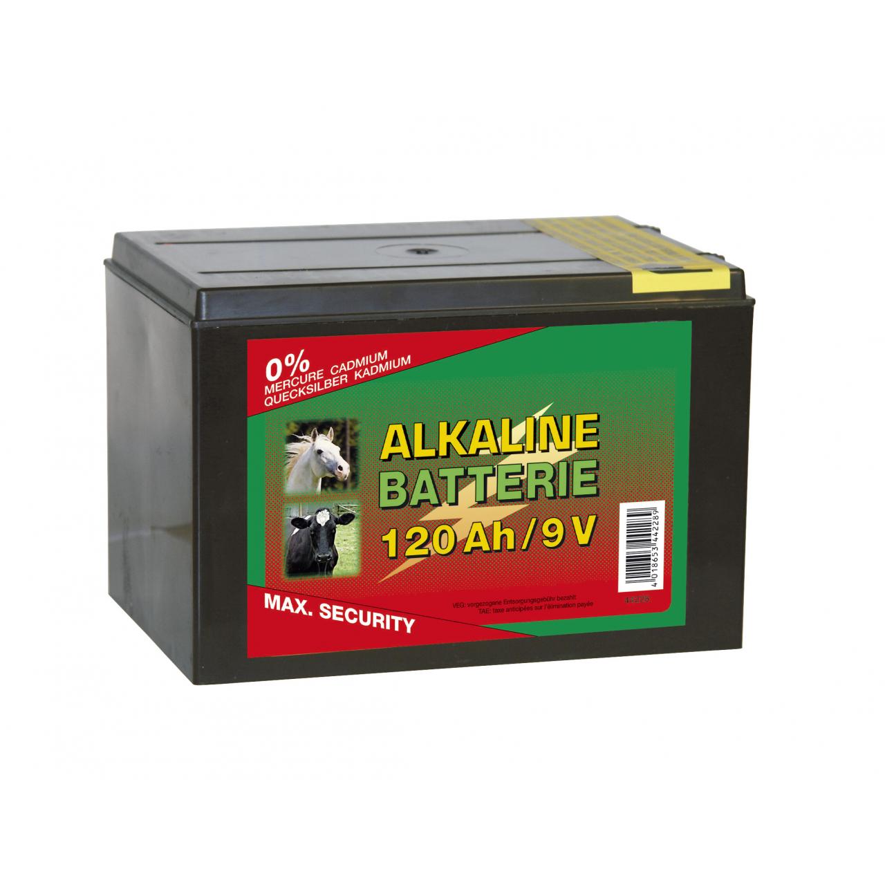ALKALINE szárazelem Power Block