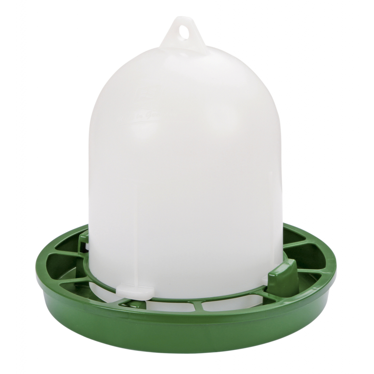 Stükerjürgen műanyag baromfi etető, 1 kg