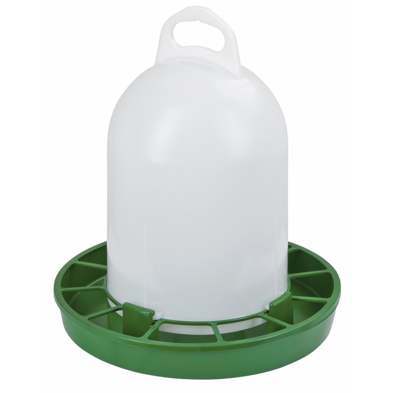 Stükerjürgen műanyag baromfi etető, 4 kg