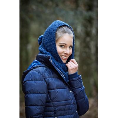 Covalliero női sálas kapucni 2020 A/W